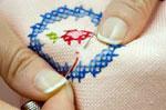 Вышивание сонник
