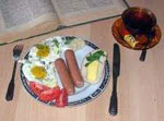 Завтрак сонник