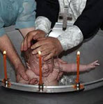 Крещение сонник