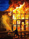 Пожар сонник